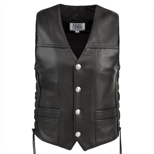 Men's Build Your Own Vintage Vest front view