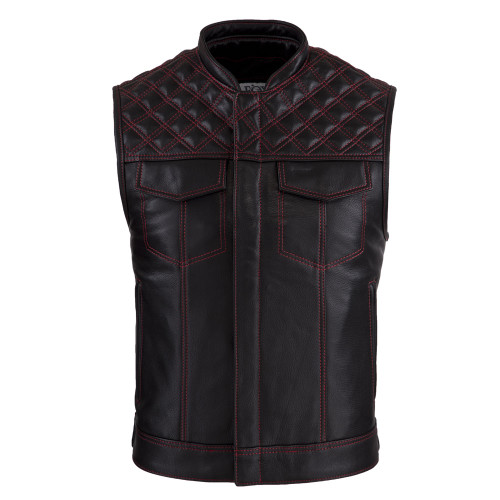 Front view of the Diamondback Rebel Vest