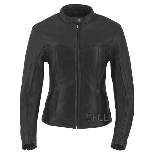 Overstock Cruiser Motorcycle Jacket