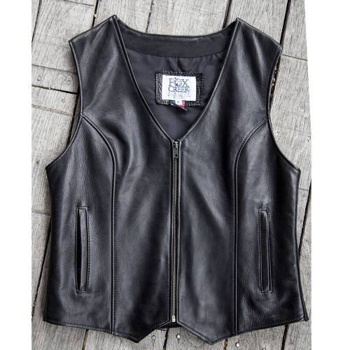 Women's Zippered Touring Vest, Size XLarge (Clearance#148)
