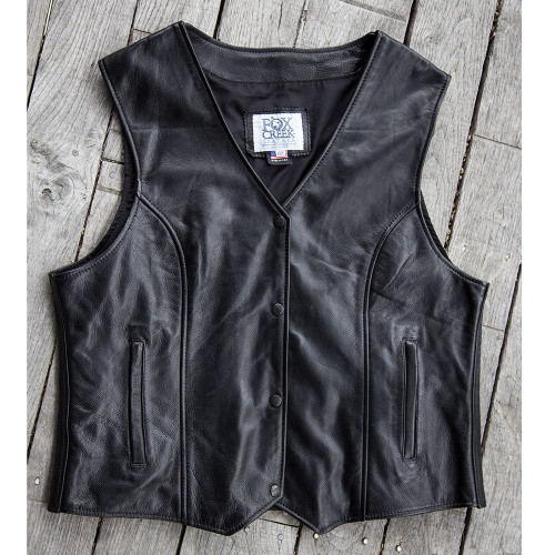 Vixen Vest With Zippered Pockets Size 4X (Clearance 149)