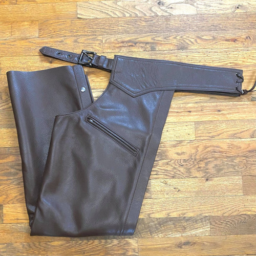 Build Your Own Chaps, Size Large - Clearance #154