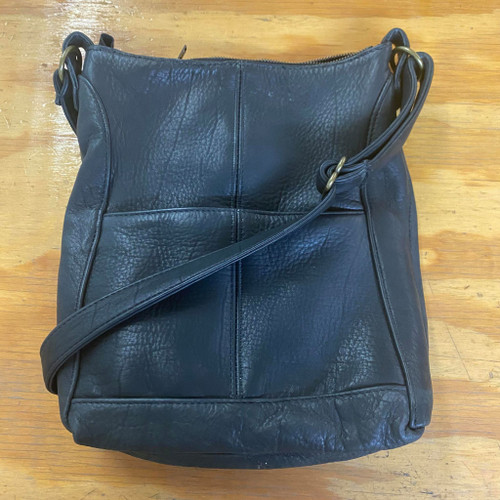 Melinda Purse, Bison Leather - Clearance #158