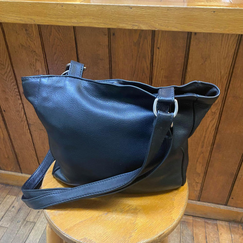 Small Tote Bag, Cowhide - Clearance #159