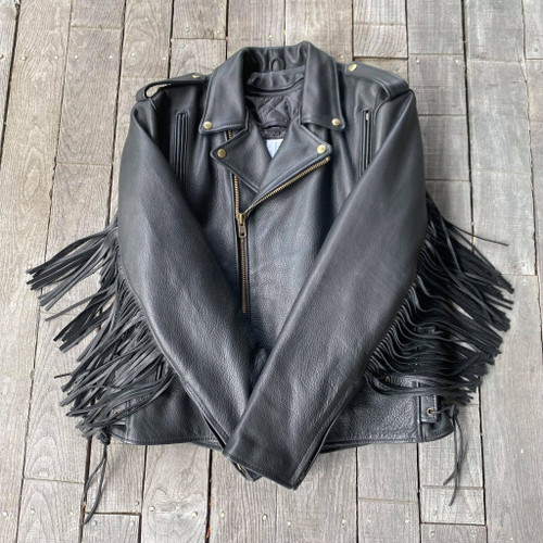 Men's Vented Classic II, Fringed, Size 44 - Clearance #162