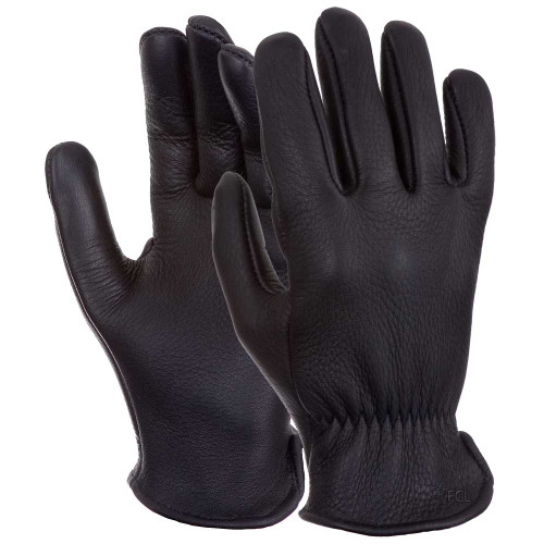Pair view of our Elkskin Riding Gloves.