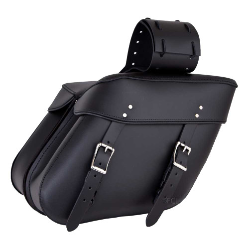Large Softail Motorcycle Saddlebags