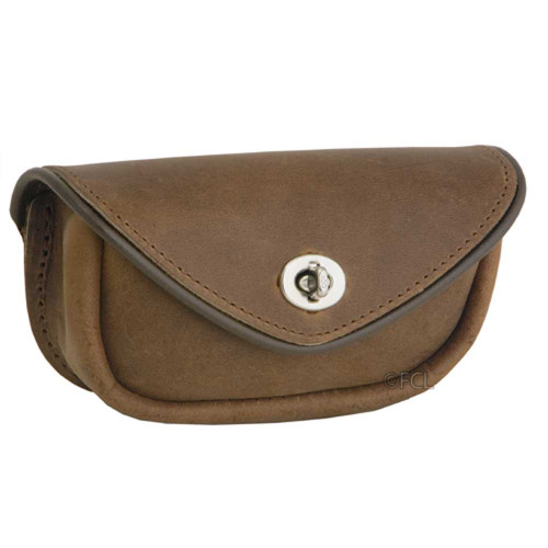 Front view of the Small Brown Windshield Bag