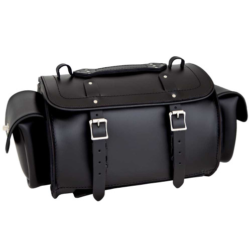 Front view of the Sissy Bar Duffle Bag