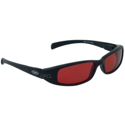 New Attitudes with Red Lenses.