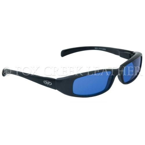 New Attitudes with Blue Lenses.