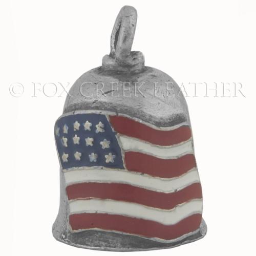 American Flag Gremlin Bell