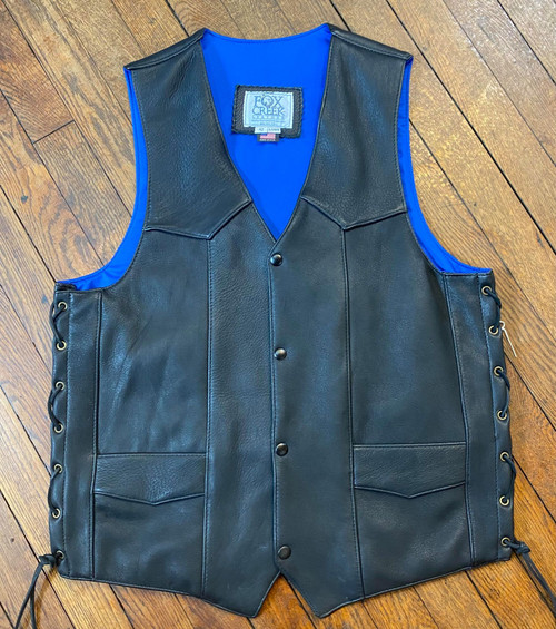 Build Your Own Classic Vest - 42 Long (Clearance #72)