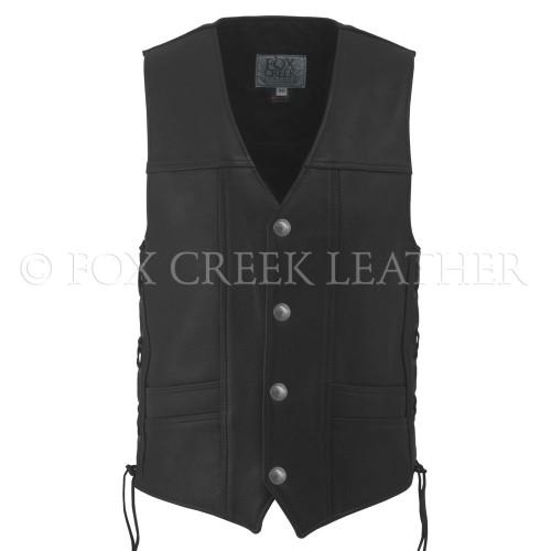 Full Back Buffalo Nickel Vest - Size 54 (Clearance #15)