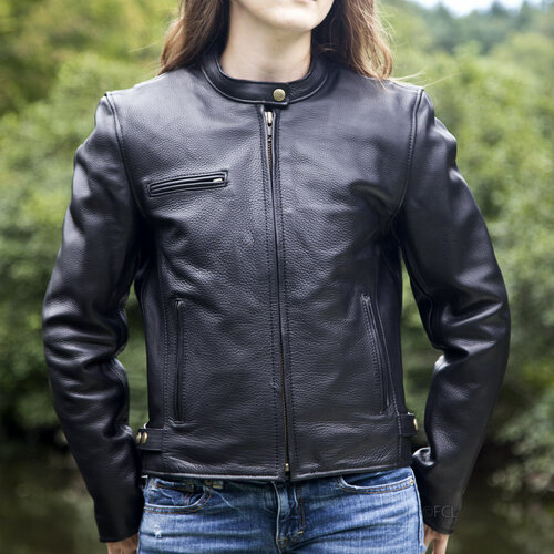 Women's Grayson Motorcycle Jacket