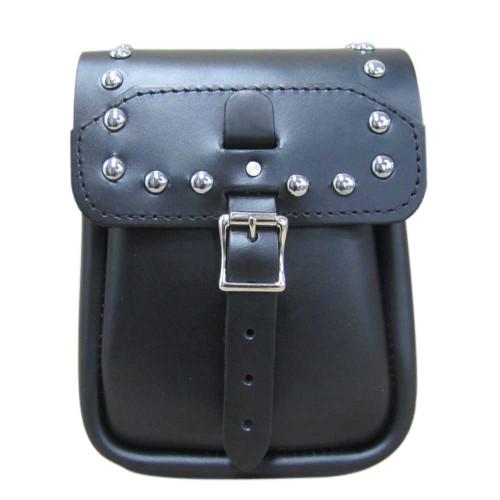 Studded Slimline Sissybar Bag