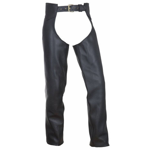 Build Your Own Leather Chaps, Size M (Clearance #112)