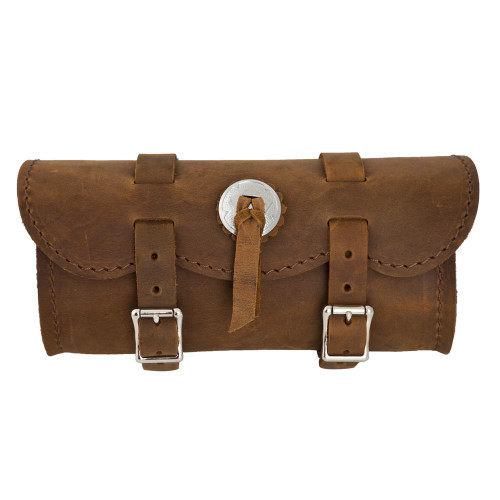 Small Brown Concho Tool Bag