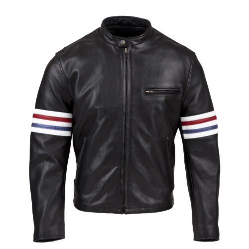 Men's Leather Guthrie Jacket