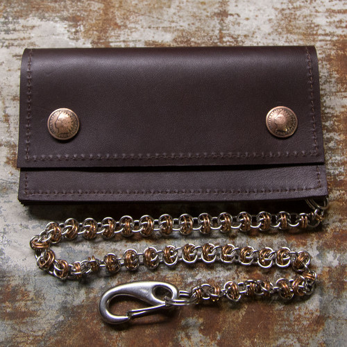 Boxcar Leather Wallet
