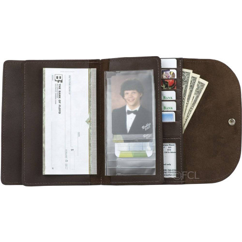 Ladies Large Credit Card Wallet