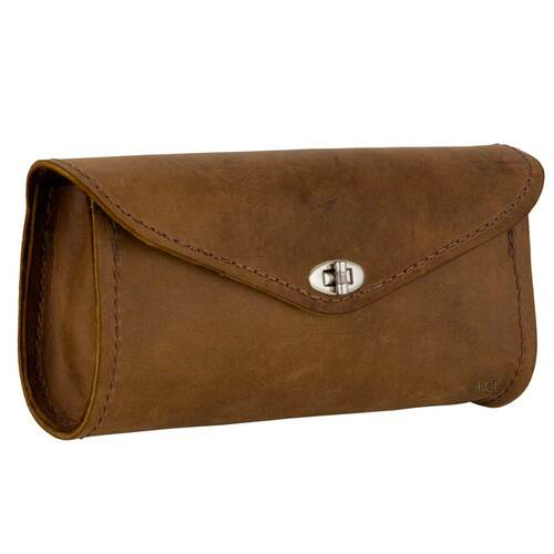 Brown Windshield Bag