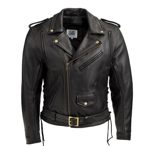Men's Classic Motorcycle Jacket I