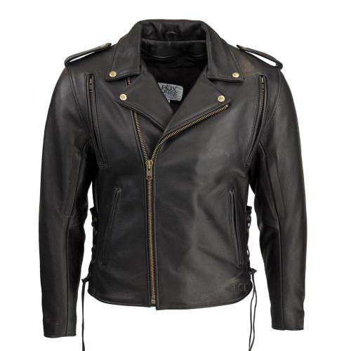 Men's Classic Motorcycle Jacket II