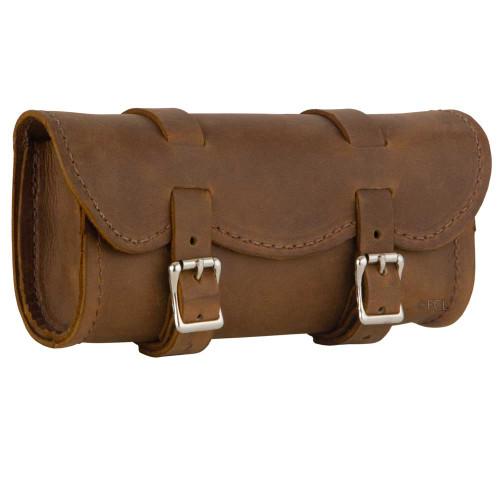 Small Brown Tool Bag