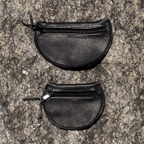 Crescent Coin Purse Set
