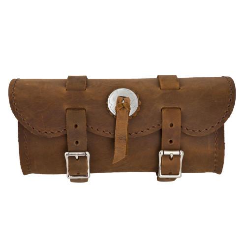 Small Brown Concho Tool Bag