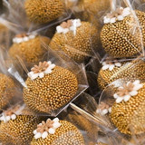 4 Petals Clear Mini Box for Truffle or Brigadeiro Wrapper -  Forminha para Doces Transparente