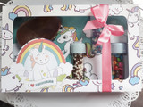 Kids DIY Baker's Cookie / Cupcake Decoration Gift Box. Kit Confeiteiro.