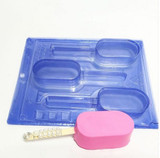 Popsicle Cake Mold - 3-Piece. Forma Popsicle