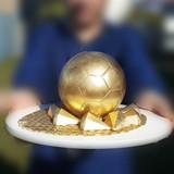 Soccer Ball Chocolate Mold - 300g. Forma de Futebol.