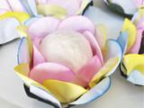 Mini Rosa Tie Dye Truffle Wrapper