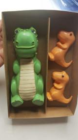 Dinosaur and Baby Dinosaur Chocolate molds