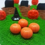 Pumpkin Small Chocolate Mold  - BWB 3 Parts