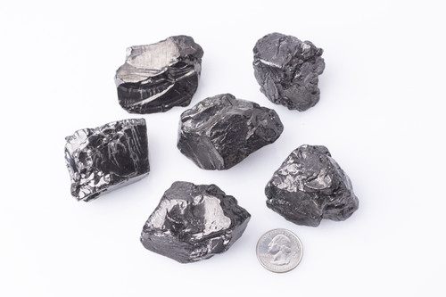 Elite Shungite Stone Bulk Lot Size: XL