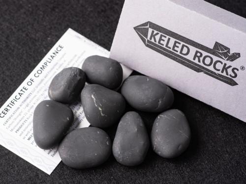 Pebble Shungite Stones for Water Bulk Lot