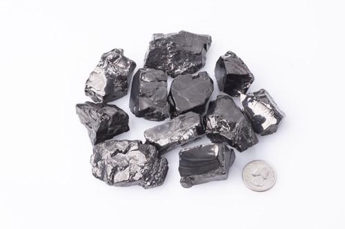 Elite Shungite Stone Bulk Lot Size: L