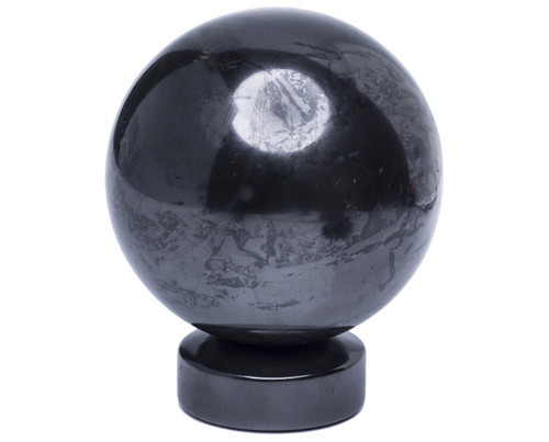 Shungite Stone Sphere Ball