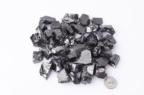 Elite Shungite Stone Bulk Lot Size: M