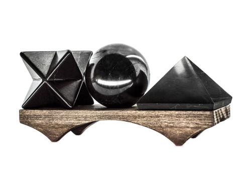 Merkaba Pyramid and Sphere Ball