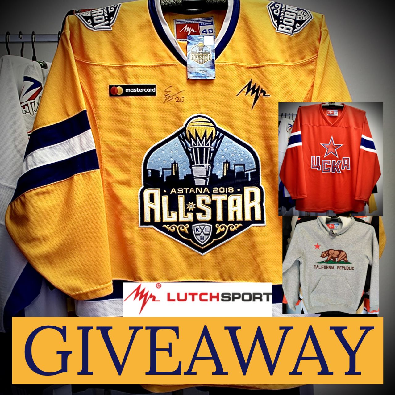 Signed Jersey Giveaway and More Prizes!