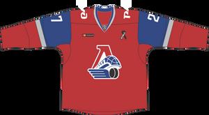 Lokomotiv Jaroslavl 2018/19