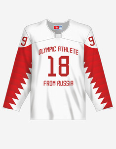 Russian National Team OAR Pyeong Chang 2018/19