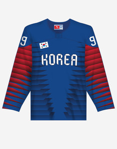Korean National Team Pyeong Chang 2018/19