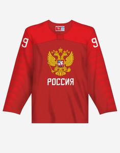 Russian National Team Crest OAR Pyeong Chang 2018/19