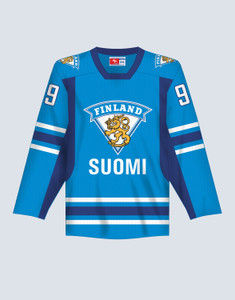 Finland National Team Blue